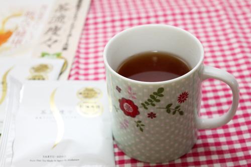 ダイエットプーアール茶 茶流痩々