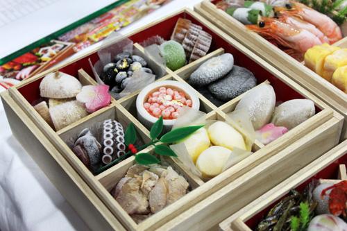 京料理「わた奈べ」新春本格おせち