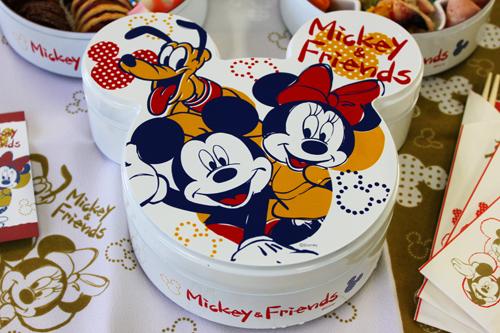 ベルメゾンネット ディズニー(Disney)おせち 2014